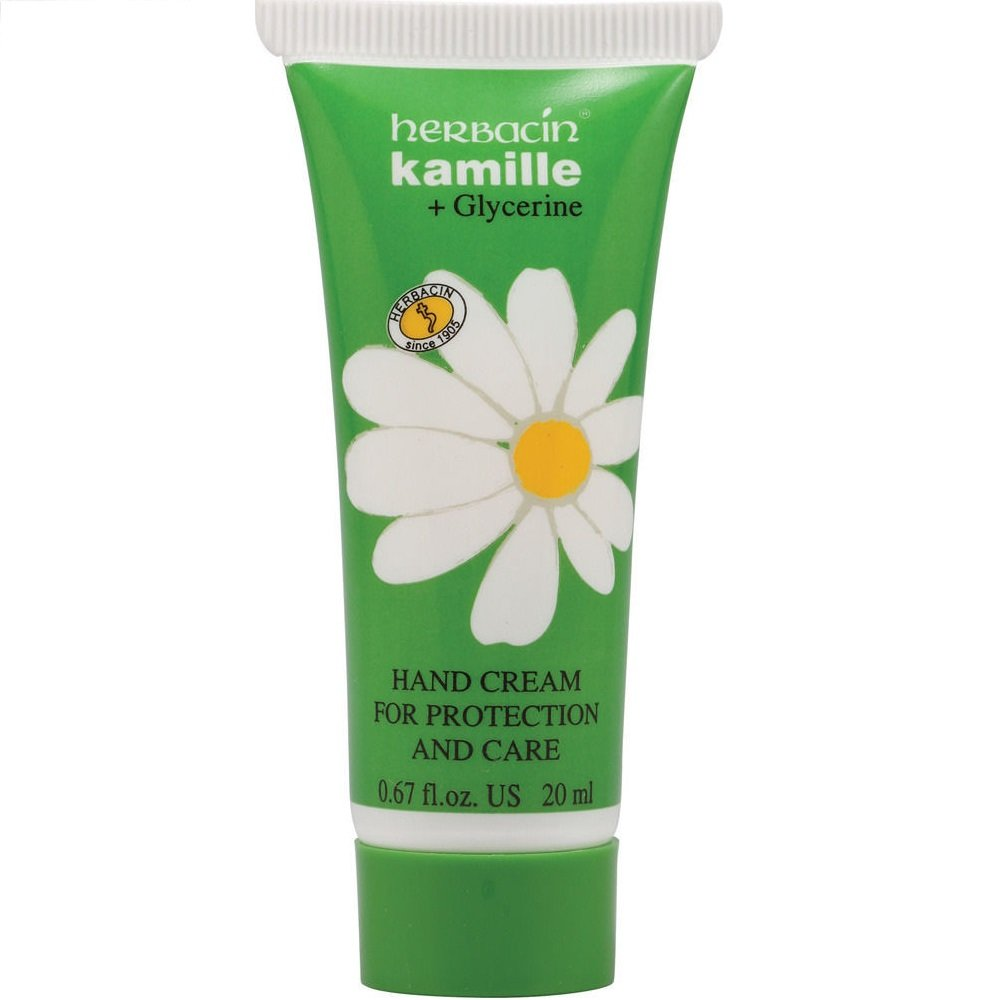 Cheap mail order shopping Herbacin Kamille Hand 0.67 Ounce Cream Cheap super special price