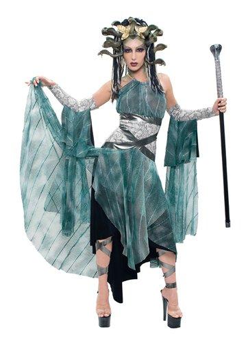 Paper Magic Medusa Serpent Monster Costume