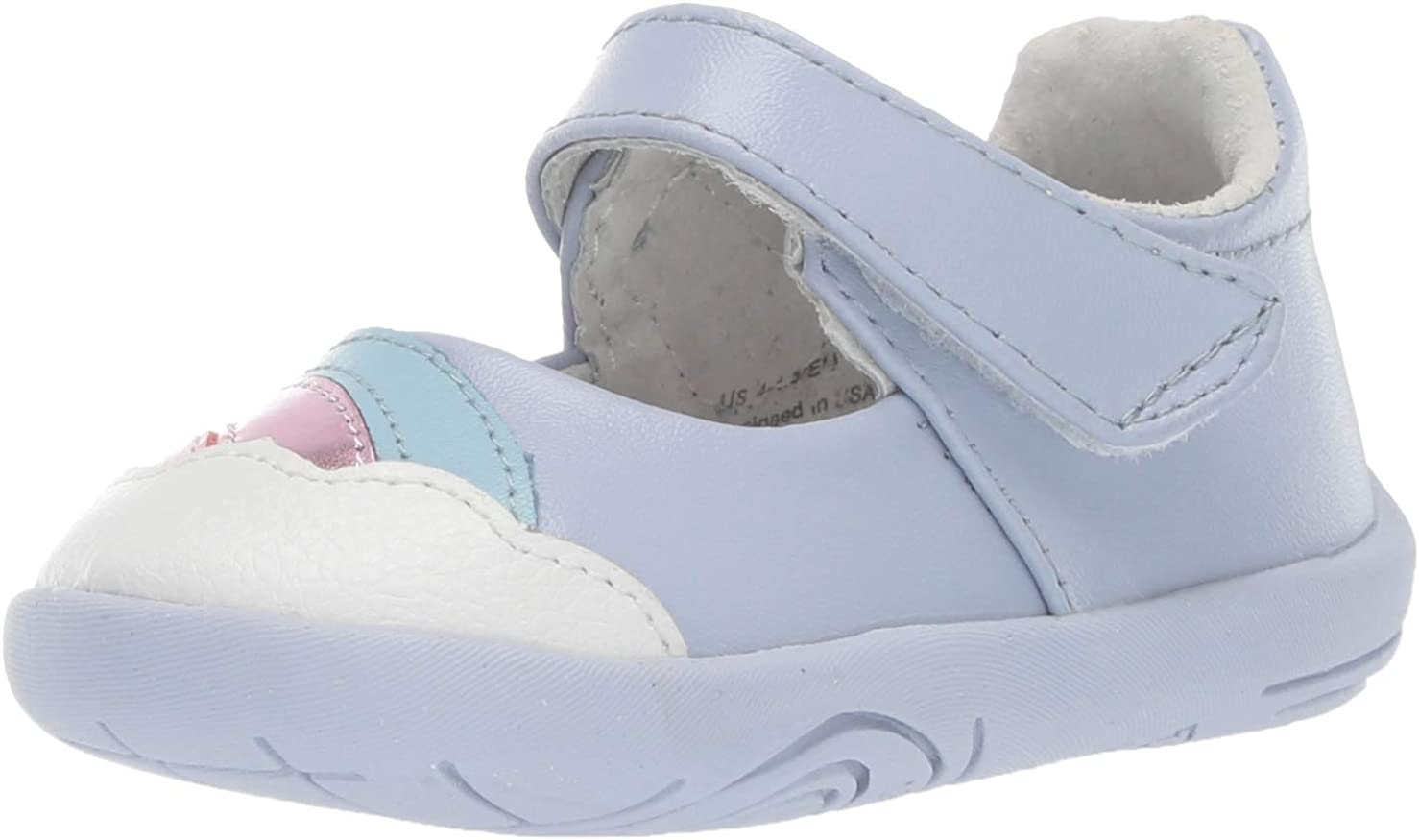 pediped Unisex-Child Dorothy First Walker Shoe