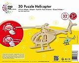 Marabu - Puzzle 3D de 32 Piezas
