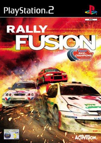 Rally Fusion: Race of Champions Edizione Regno Unito
