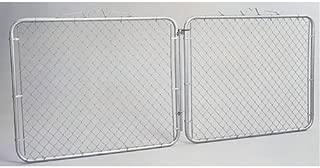 Stephens Pipe & Steel Gtb12048 Chain Link Drive Gate, 10' X 48