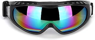 Yiph-Sunglass Gafas de Sol Montar al Aire Libre Protección contra El Polvo Y Los Rayos UV Línea Antivaho Agua Nieve Gafas De Esquí Casco Gafas De Sol De Esquí Gafas