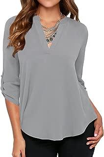 Best plus size dress blouses Reviews
