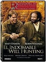 El Indomable Will Hunting [DVD] peliculas que hay que ver