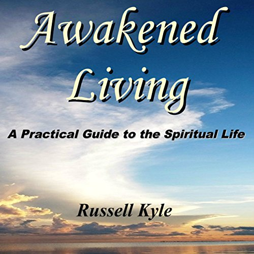 Awakened Living audiobook cover art