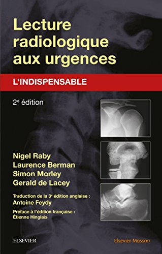 Lecture radiologique aux urgences