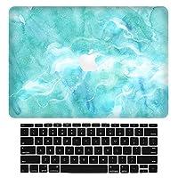 """Sepikey Macbook 12 ハードケース シェルカバー,衝撃吸収 傷つけ防止 薄型 保護 汚れに強い 超耐摩耗性 衝撃吸収 傷つけ防止 薄型 保護 汚れに強い 超耐摩耗性 プラスチック ハードケース シェルカバー のため設計 MacBook 12"""" A1534 + キーボードカバーと防塵カバー付き-WDLS20"""