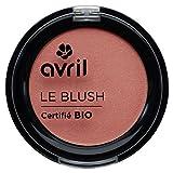 Avril Natural Organic Powder Blusher EcoCert 2.5g - Pink Glamor (Rose Eclat)