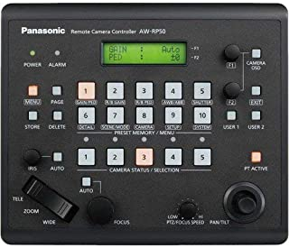 Panasonic AW-RP50N Remote Camera Controller International Version (Import Model)