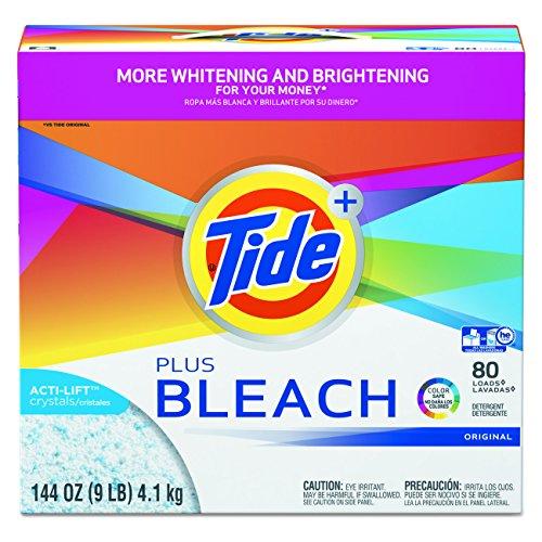 Tide Plus Bleach Powder Detergent