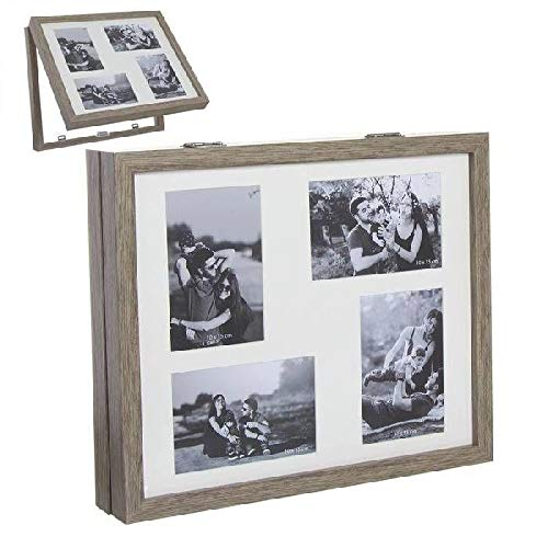 Dcasa - Marcos de Fotos para decoración del hogar, Unisex, Adulto