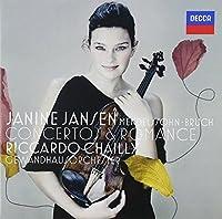 Mendelssohn/Bruch - Violin Concertos; Romance by Janine Jansen (2007-02-06)