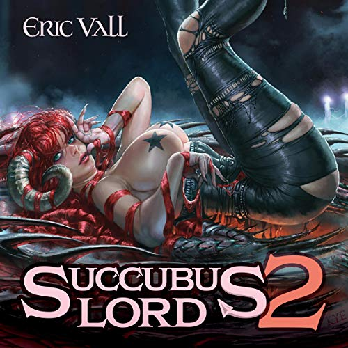 Succubus Lord 2 audiobook cover art