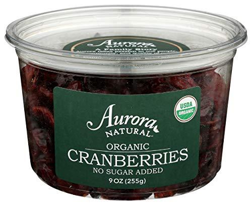 Aurora Products 有机蔓越莓干