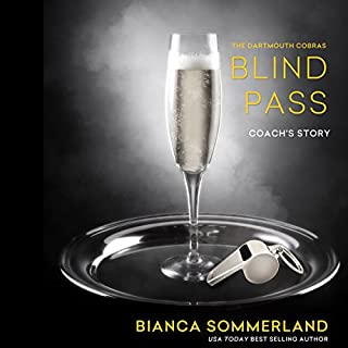 Blind Pass audiobook cover art