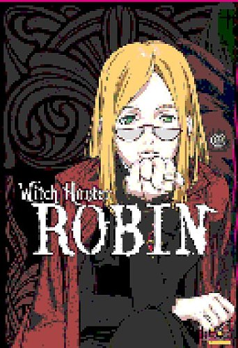 Witch Hunter Robin Box 2
