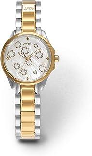 Zyros Casual Watch for Women, Quartz, Metal, ZY436L060629W
