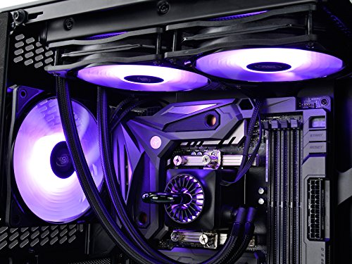 Build My PC, PC Builder, DEEPCOOL RF 120 (3 in 1)