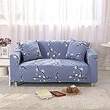 HIFUAR Fundas de Sofá Elasticas,Cubre Sofa Universal con Estampadas para Salon,Ideal para Hogar...