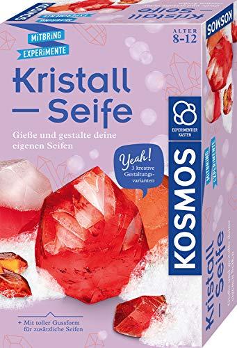 KOSMOS 657925 Kristall-Seife Experimentier-Set