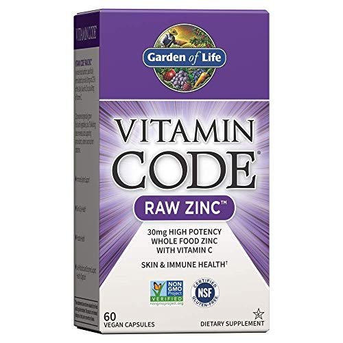 Garden of Life Vitamin Code Raw Zin…