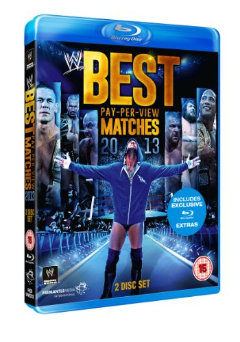 WWE: The Best PPV Matches Of 2013 [Blu-ray] [UK Import]
