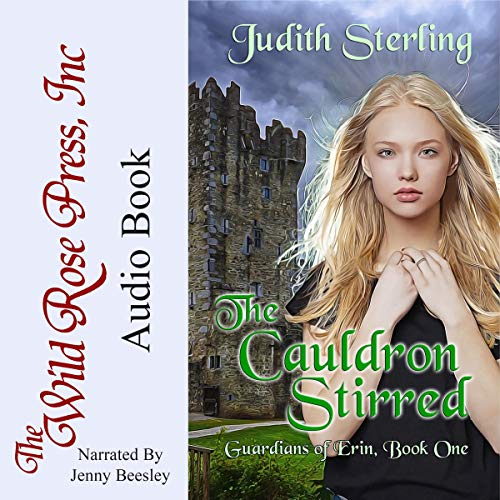 The Cauldron Stirred audiobook cover art