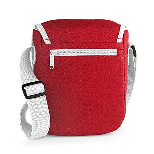Praktische Umhängetasche für Sie und Ihn! Schultertasche, Reportertasche für Handy, Geldbörse, Kamera...! Goodman Design