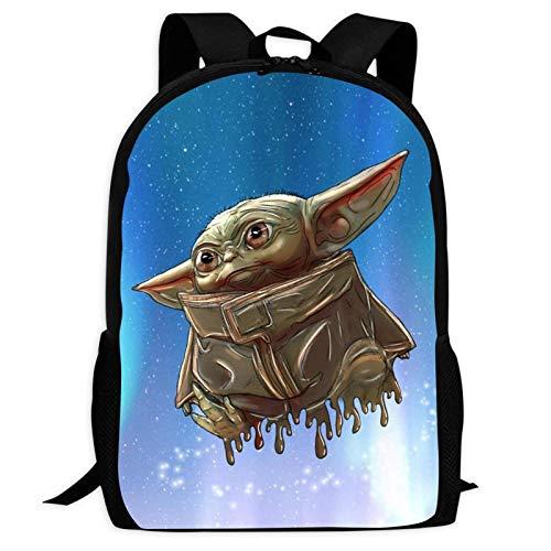 Ba-by yo-Da - 13 mochilas de hombro con impresión 3D para niños y niñas