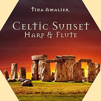 Celtic Sunset, Harp & Flute