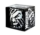 Marvel Comics - Taza de caf con diseo de lobo