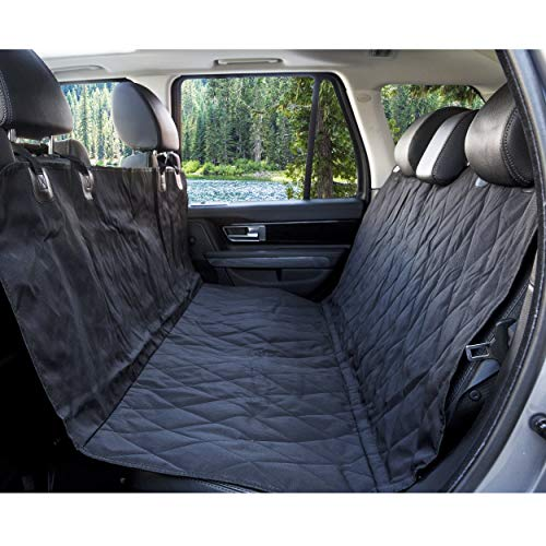 Barksbar Luxury Pet Seat Protector Car Seat Cover Waterproof & Nonslip