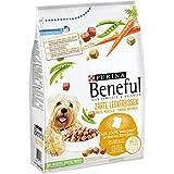 Purina Beneful Hundetrockenfutter Zarte Leckerbissen (mit Rind, Gemüse und gesundem Getreide) 2,8kg Beutel