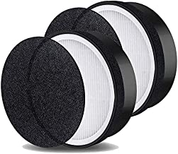LV-H132 True HEPA Replacement Air Filter Compatible with Levoit Air Purifier LV-H132 (2 Pack)