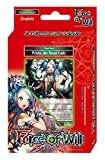 Force Of Will Pricia The Beast Lady (Wind) FOW Alice Cluster Twilight Wanderer Starter Deck - 51 Cards