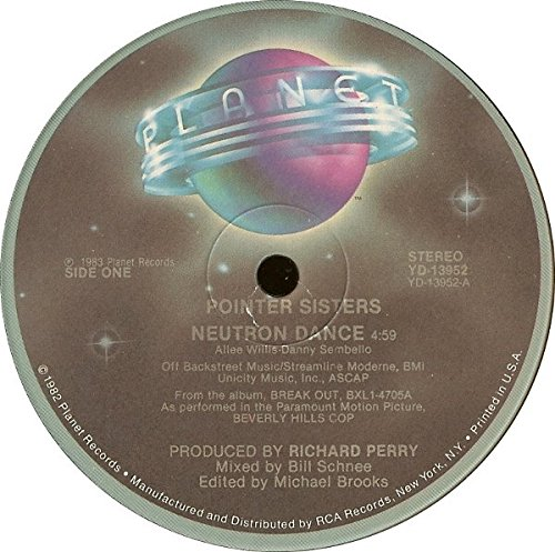 Neutron dance - Telegraph your love