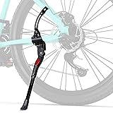 CDESY Regolabile Alta qualità Alluminio Lega Cavalletto Laterale per 24''26''27'' Mountain Bike Bici da Strada