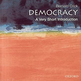 Democracy: A Very Short Introduction cover art