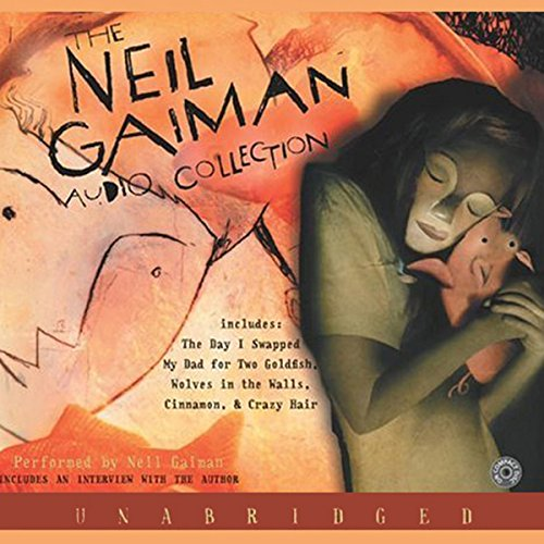 The Neil Gaiman Audio Collection audiobook cover art