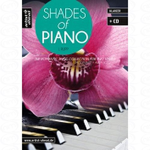 Shades of Piano - arrangiert für Klavier - mit CD [Noten/Sheetmusic] Komponist : Rupp Jens