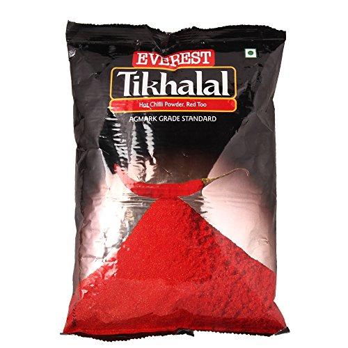 Everest Tikhalal Chilli Powder, 500g