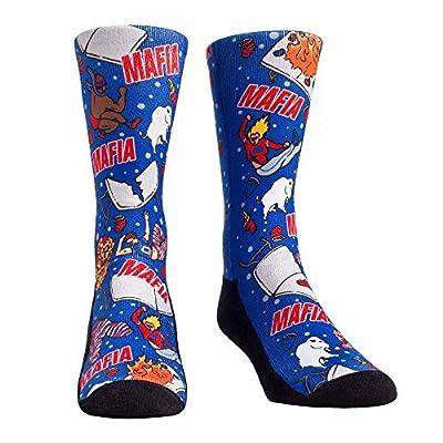 Super Premium Pro Football Fan Socks