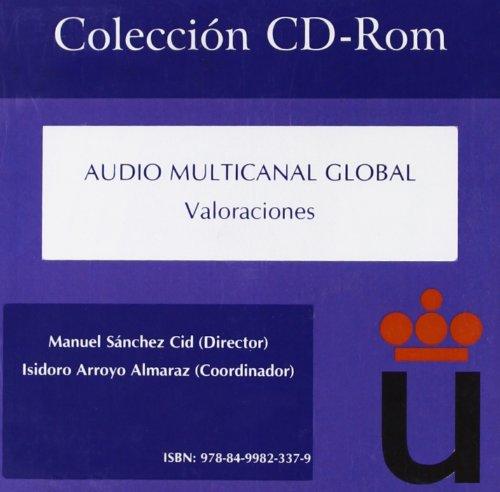 Audio Multicanal Global. Valoraciones (Colección CD-Rom URJC)