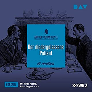 Der niedergelassene Patient Titelbild