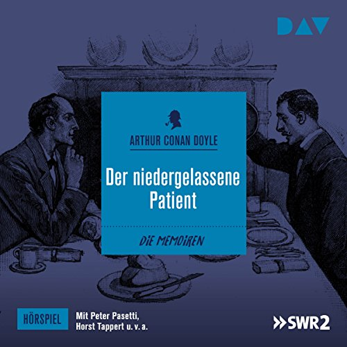 Der niedergelassene Patient audiobook cover art
