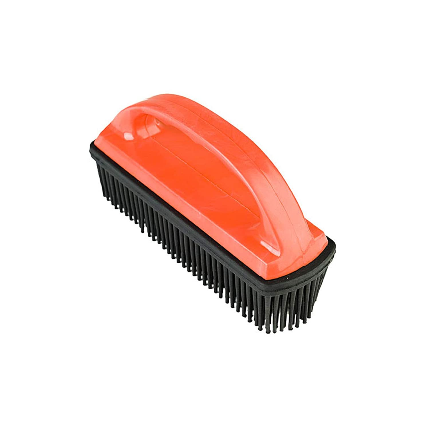 Horze Hair and Lint Remover Rubber Brush