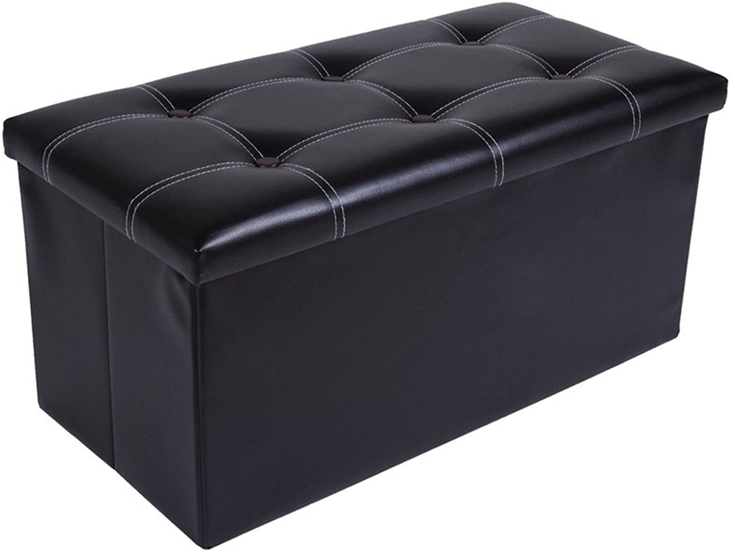 Modern Decorative Design Simple Footstool Foldable Storage Stool Sofa Dressing Change shoes Stool Upholstered Small Stool Pouf Storage Beanbag Footrest Sturdy and Beautiful (color   E)
