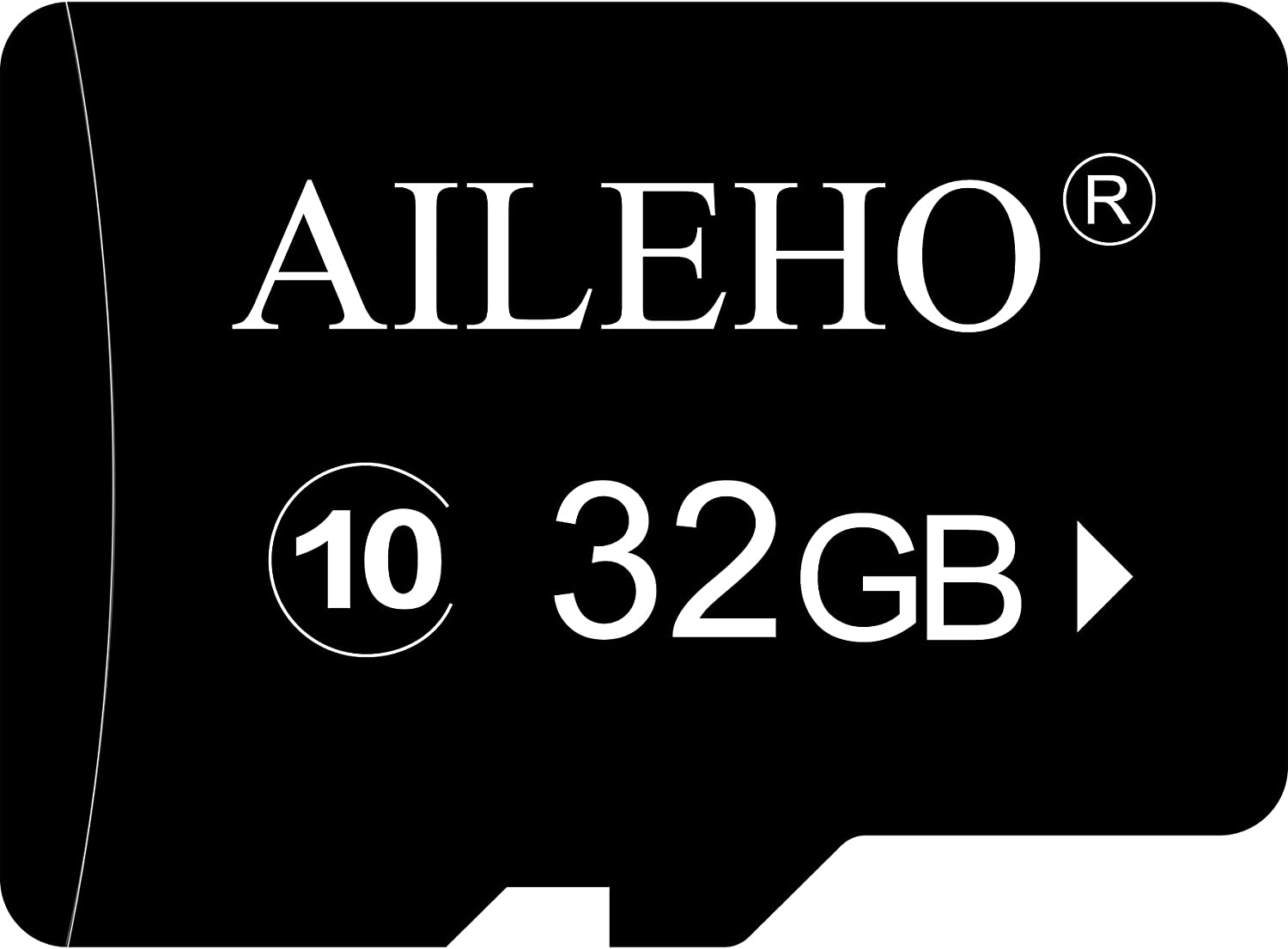 AILEHO 32GB Micro Memory Card Class 10 TF Flash Memory Card for Kids Camera,Digital Video Cameras,Kids Tablets or Action Camera