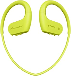 Sony NW-WS623 Wireless Headphones with Bluetooth (4GB), Green